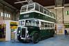 Aberdeen Daimler 155 Lathalmond Bus Museum 18th May 2014