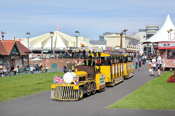 'The Promenade Express' (#1), Southport 13/8/2017