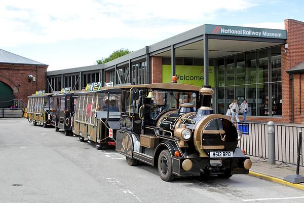 National Railway Museum M512BPO, York 30/7/2015
