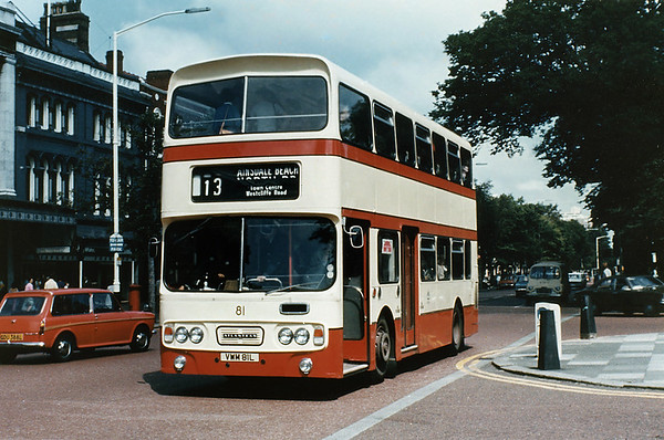 Southport Corporation 81 VWM81L, Southport