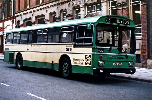 MPTE 4010 CKD410L, Liverpool