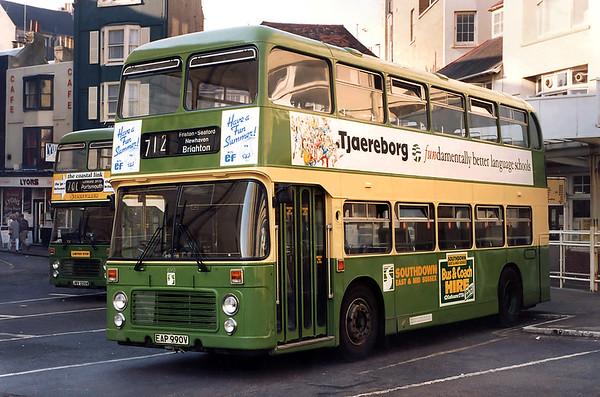 Southdown 690 EAP990V, Brighton