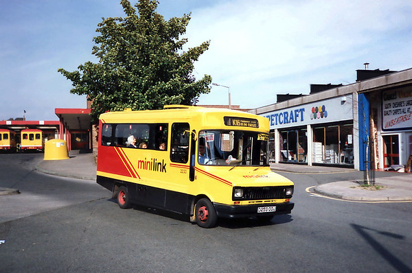 2233 D259OOJ, Crewe 21/9/1991