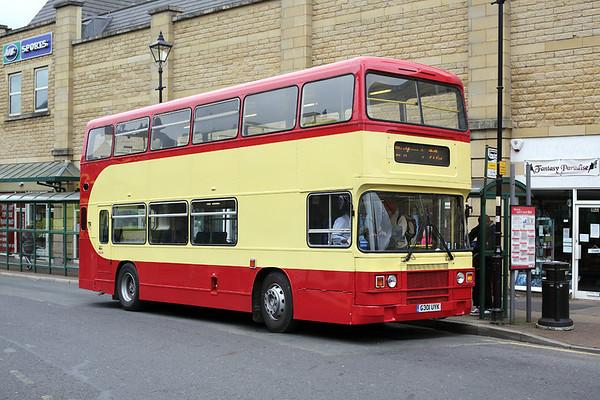 G301UYK, Accrington 7/5/2014