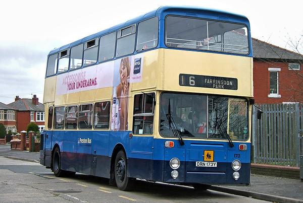 173 DRN173Y, Farringdon Park 6/4/2006
