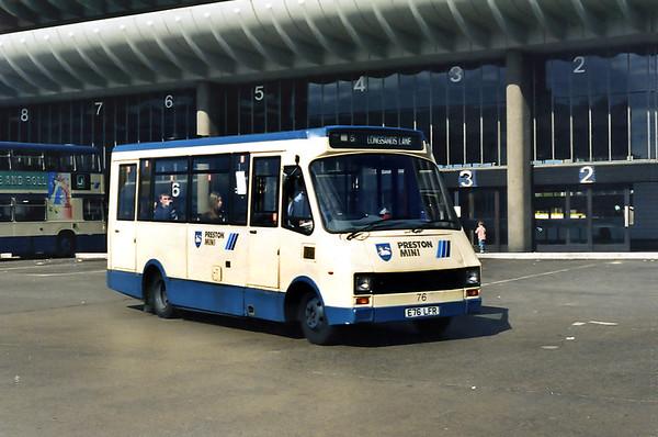 76 E76LFR, Preston 9/5/1996