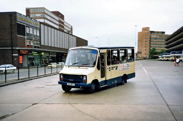 41 D41AFV, Preston 29/6/1991