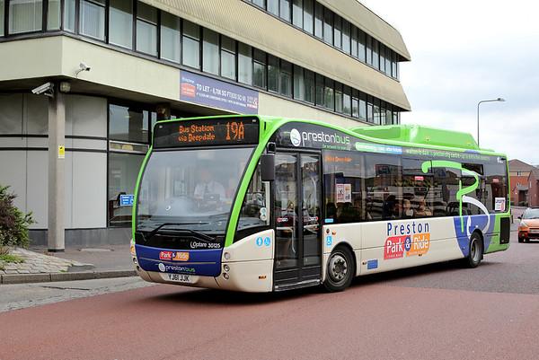 30125 YJ61JJK, Preston 19/6/2014