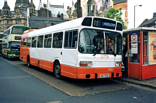 LWN709L, Leeds 10/5/1991