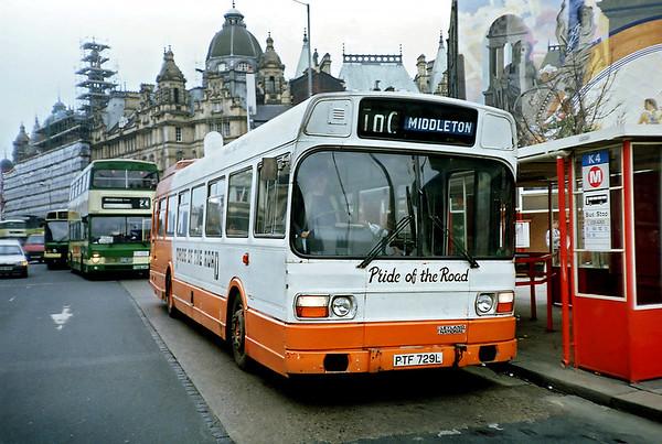 PTF729L, Leeds 7/2/1992