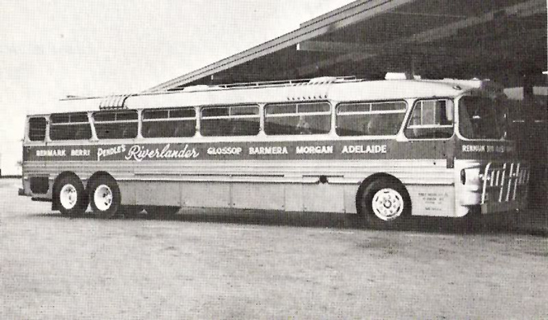 No.9, a Freighter bodied Hino. (Image from the Pendle Family Collection)
