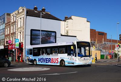 Stagecoach 36925 (YX63GYJ),  Commercial Road, Portsmouth, 5th October 2016