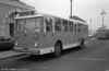 An offside view of Carris 64 (DB-72-69). Six of these vehicles (61-66) were owned at this time, usually being used on route 15.