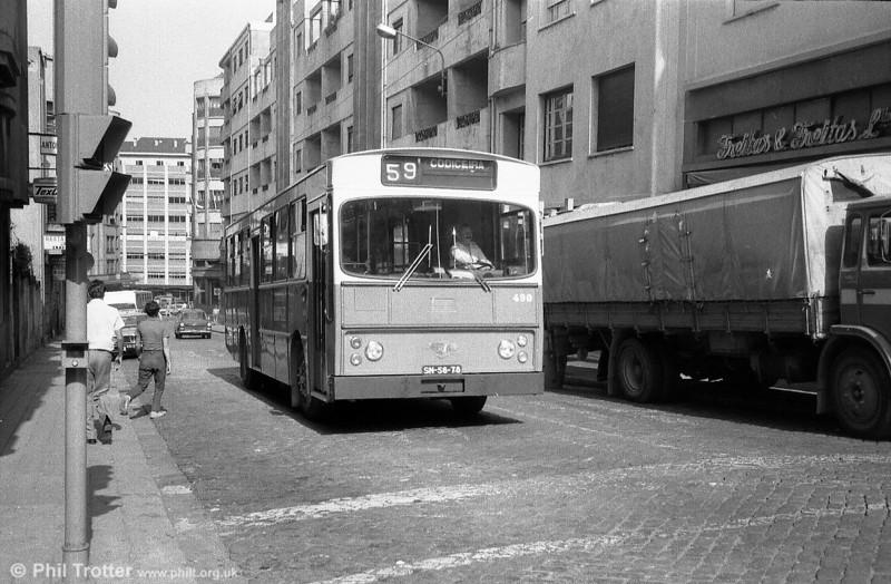 STCP Oporto 490 (SN-56-78).