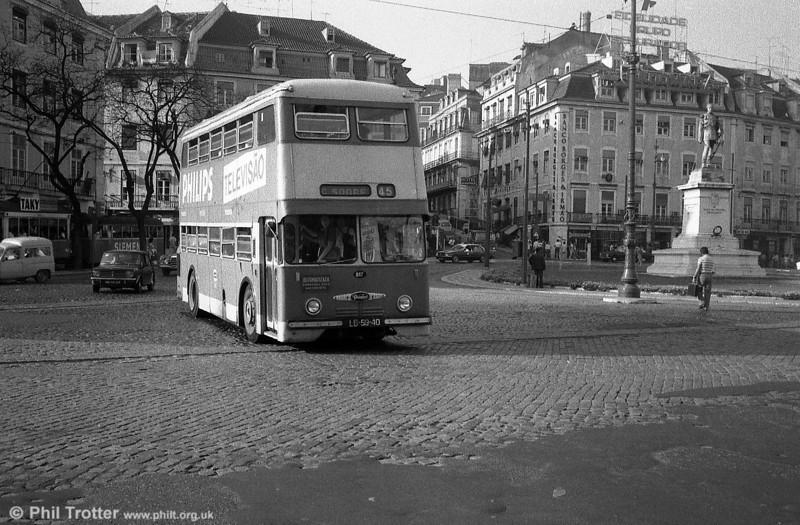 Daimler Fleetline CRG6 817 (LB-59-40).