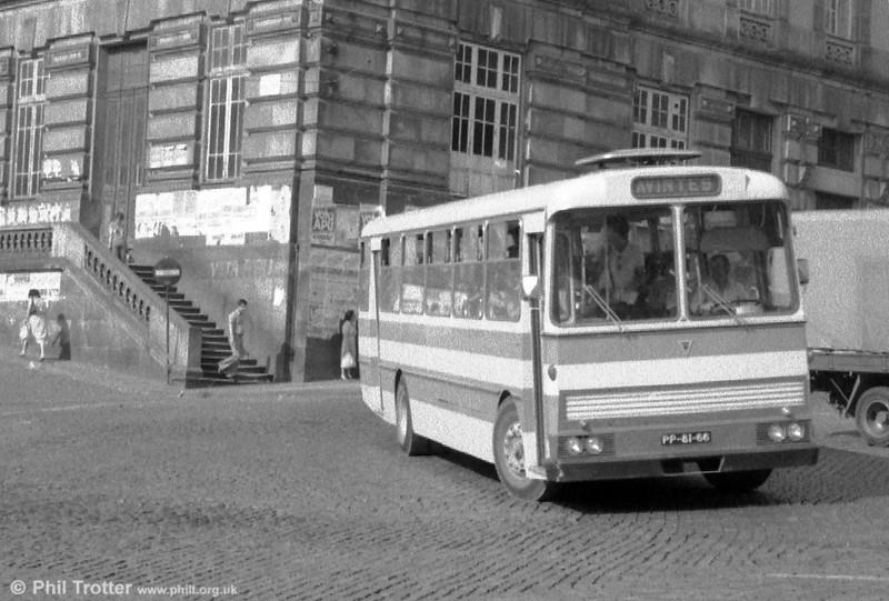 Another UTIC AEC, PP-81-66 at Sao Bento, Oporto.