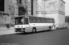 Rodoviária Nacional was the state-owned bus network in Portugal, resulting from the nationalization, in 1975, of the largest bus operators in the country. This Caetano bodied vehicle 0895 (TM-22-48) was seen in Lisbon.