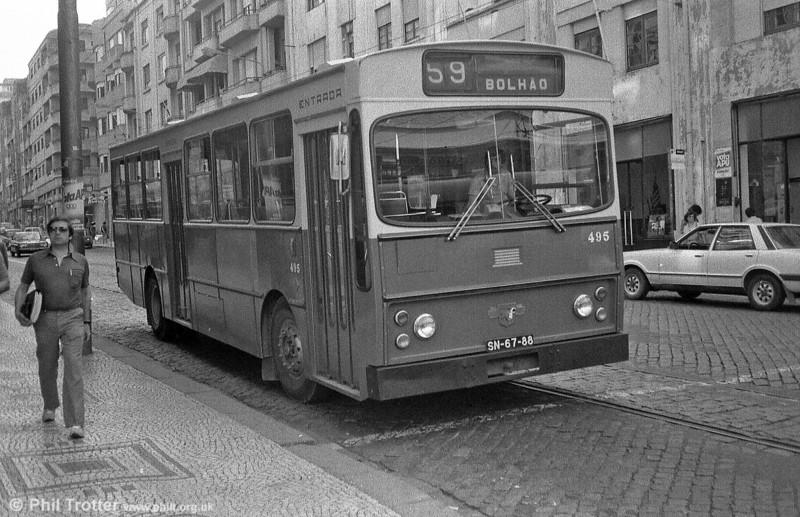 STCP Oporto 495 (SN-67-88).