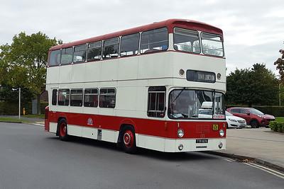 Sothampton Transport at Fareham on 8 October 2017