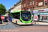 Preston Bus 32306 (SK16GXU), Lancaster Road, Preston, 27th July 2016