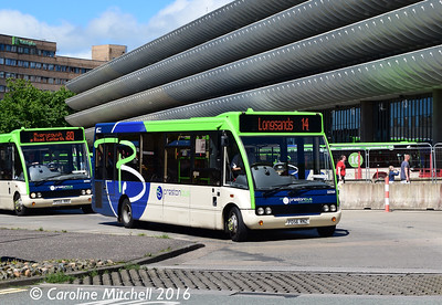 Preston Bus 20769 (PO56RNZ), Preston Bus Station, Preston, 27th July 2016