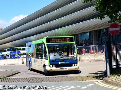 Preston Bus 20784 (PO56RRU), Preston, 27th July 2016