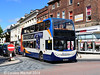Stagecoach 19037 (SN56AWG), Lancaster Road, Preston, 27th July 2016