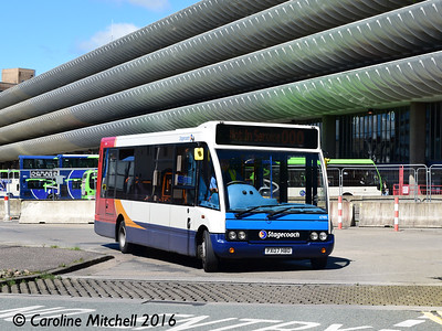 Stagecoach 47491(PX07HBO), Preston, 27th July 2016