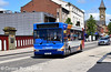 Stagecoach 34744 (PX55EDL), Fishergate, Preston, 27th July 2016