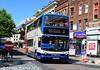 Stagecoach 18355 (MX55KPF), Lancaster Road, Preston, 27th July 2016