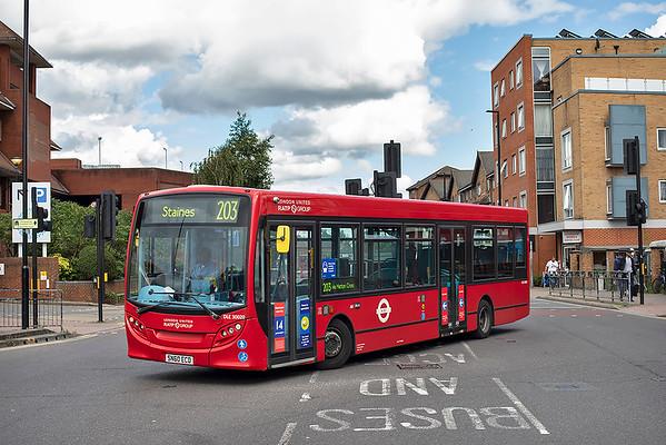 DLE30020 SN60ECD, Hounslow 24/8/2020