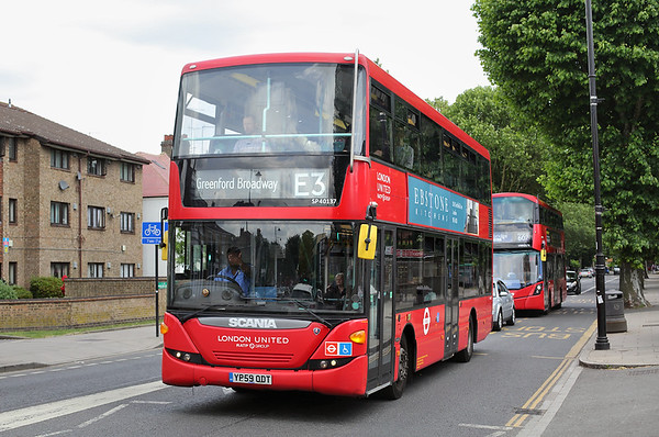 SP40137 YP59ODT, Hanwell 15/6/2018