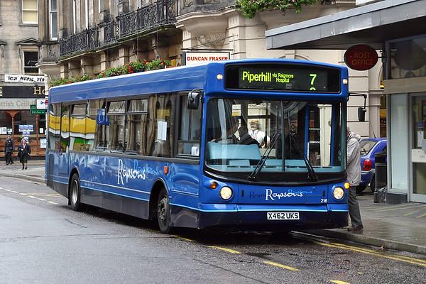 216 X462UKS, Inverness 6/10/2004