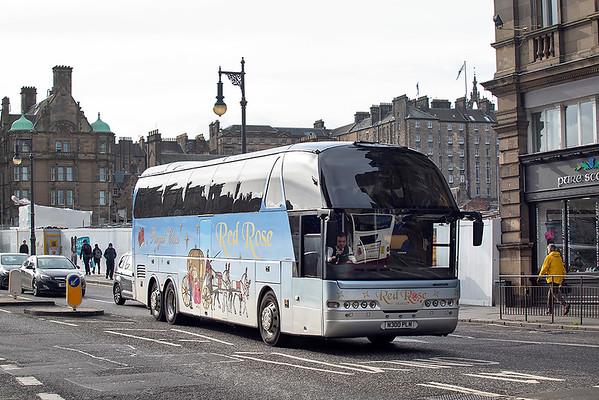 N300LPN, Edinburgh 9/10/2019