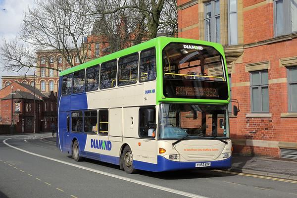 40411 YU52XVR, Wigan 6/3/2017