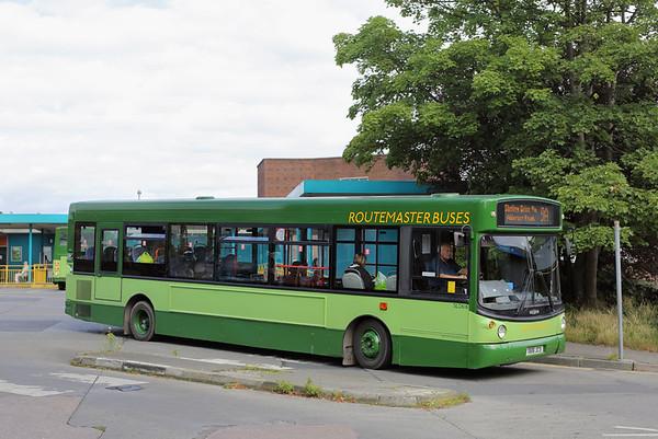 SLD616 X616JCS, Crewe 17/9/2015