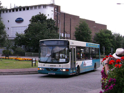 Arriva 3924 (GK51SYZ), Redhill, 11th August 2007