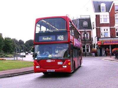 Metrobus 929 (YN56FDC), Redhill, 11th August 2007