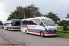 Kineil Coaches YN57MEU, Forres, 24th September 2015