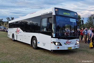 Rover Coaches - Cessnock NSW