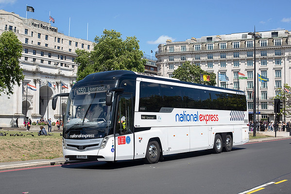332 BV19XSE, Marble Arch 5/7/2020