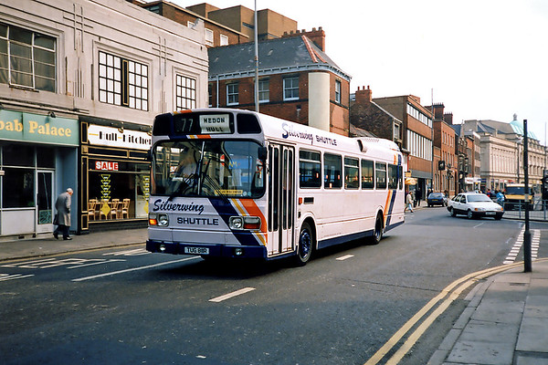 TUG811R, Hull 29/4/1991