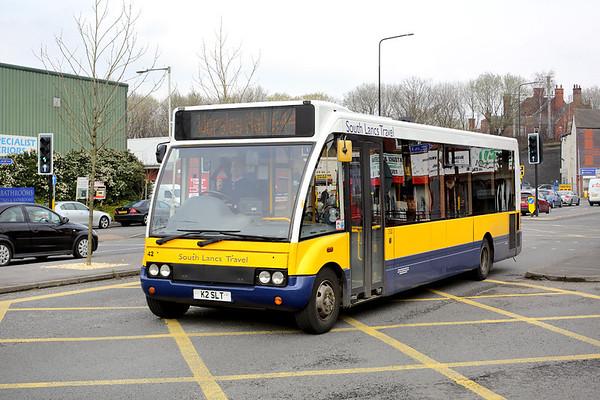 42 K2SLT, Wigan 28/3/2014