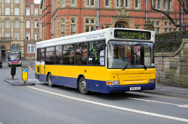15 EK51XXD, Wigan 28/3/2014