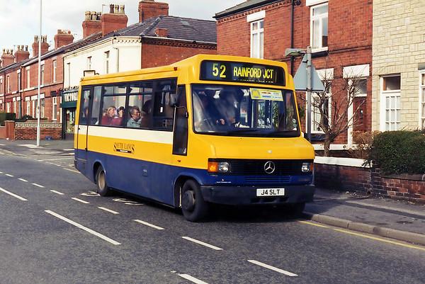 J4SLT, St Helens 7/3/1995
