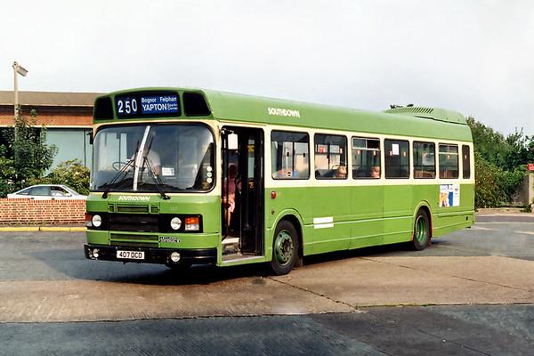 137 407DCD, Chichester 8/8/1992