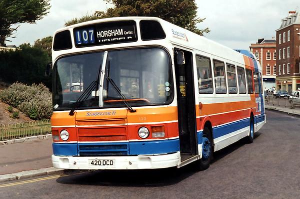 133 420DCD, Brighton 6/9/1993