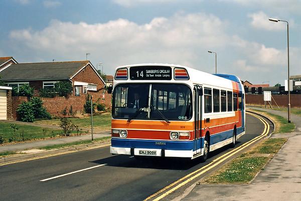 109 ENJ909V, Langney 19/7/1994
