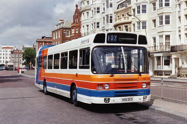 135 405DCD, Brighton 19/7/1993