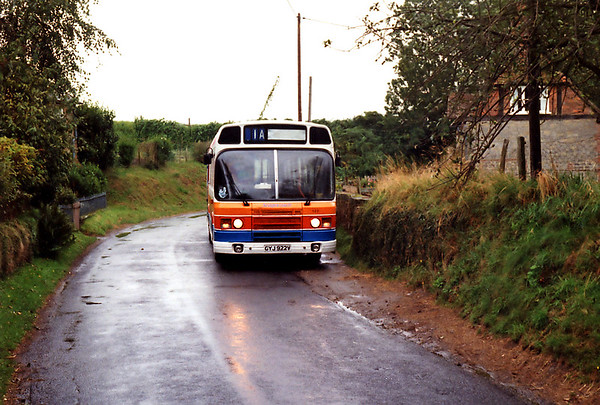 122 GYJ922V, Byworth 13/9/1993